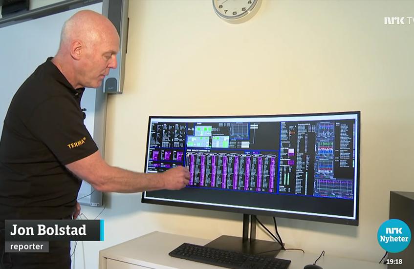 NRK Dagsrevyen: A year after the ASIM launch