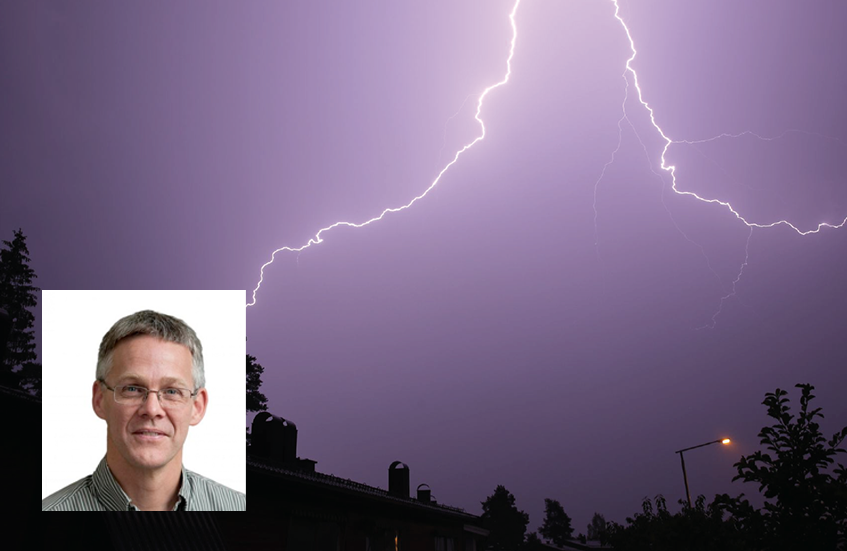 What should you do when lightning strikes? Interview with BCSS Profs. Ullaland and Østgaard