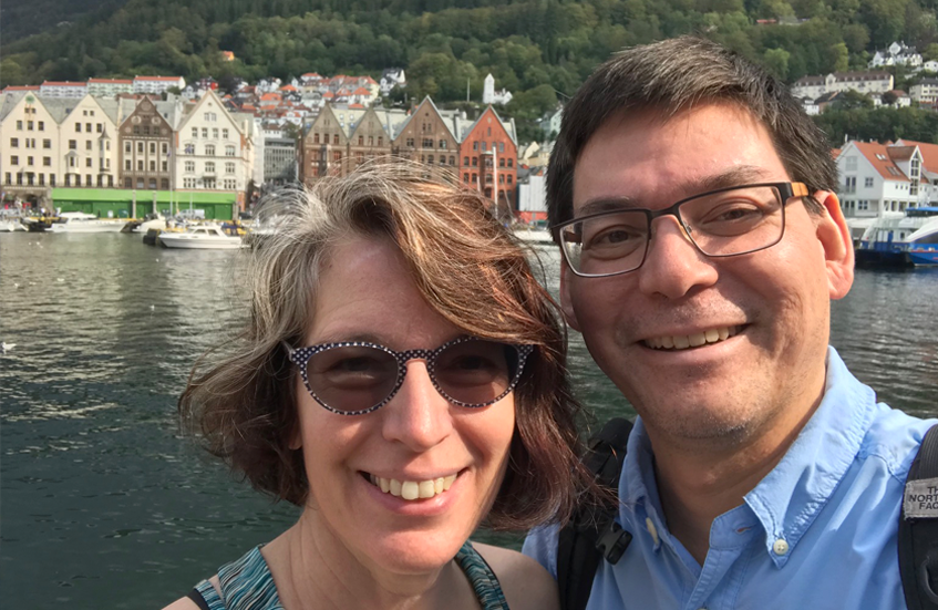 Meet Prof. Mark Moldwin – the Fulbright Artic Chair for 2019-2020
